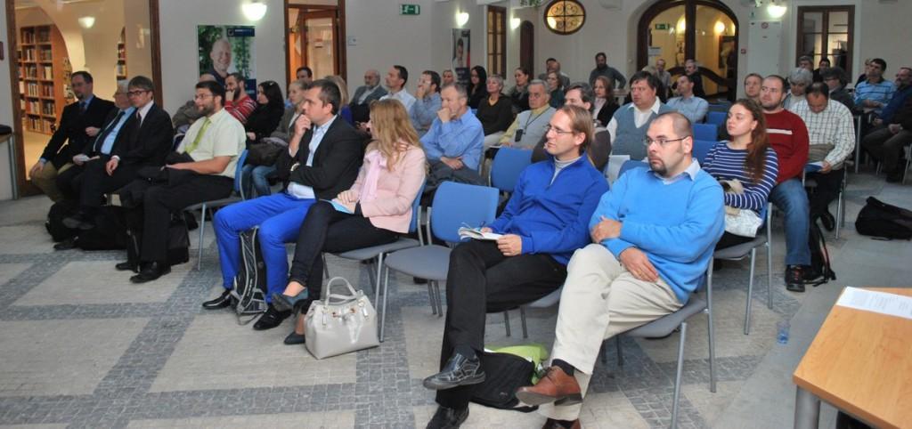 Debata KOD - publikum