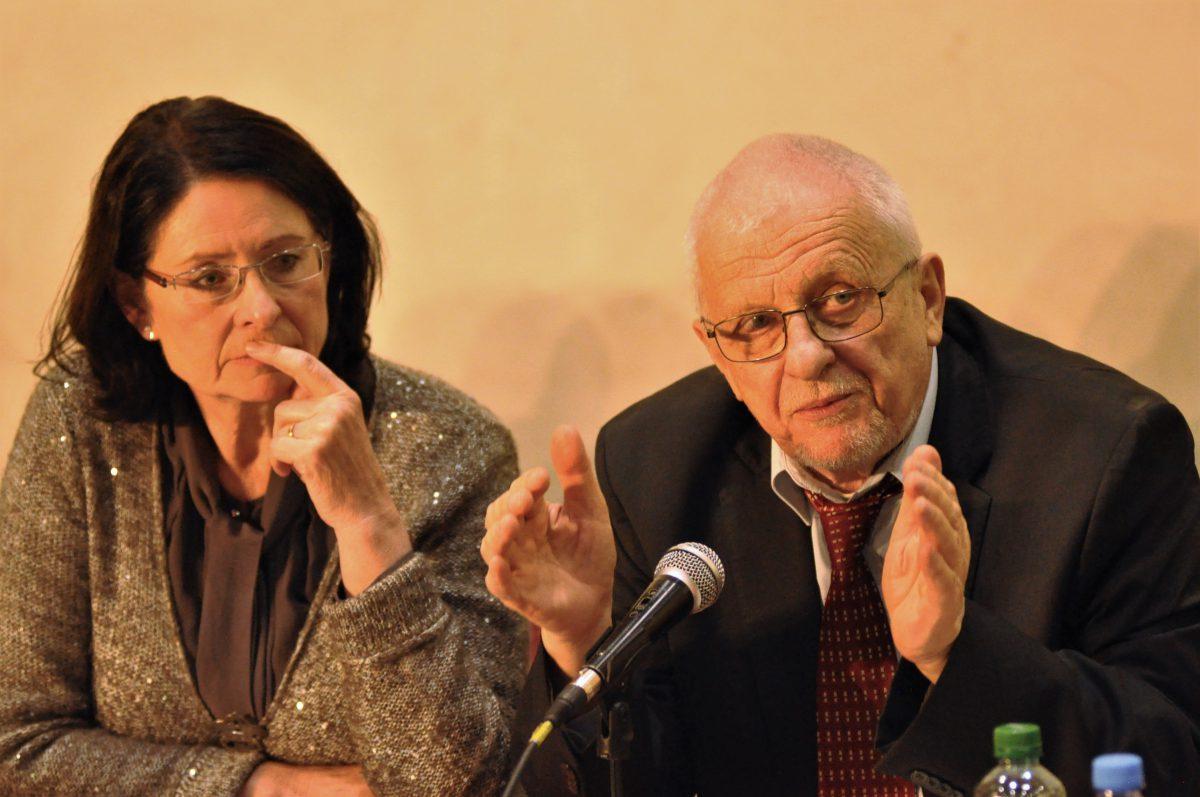 Úvodní slovo předsedy KOD Bohumila Doležala na diskusním večeru 3. října